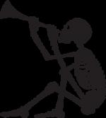 skeleton-trumpet